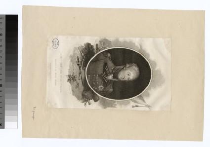 Portrait of E. Coote