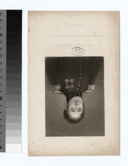 Portrait of W. Corbet