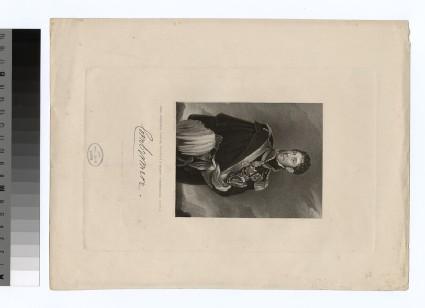 Portrait of Viscount Combermere