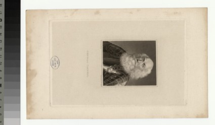 Portrait of T. Dalzell