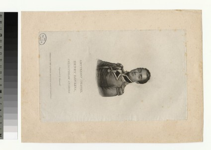Portrait of Lt Col.H. Dawkins
