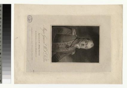 Portrait of Maj.Gen.W. S. Dilkes