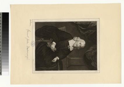 Portrait of Maj. Gen John Desborough