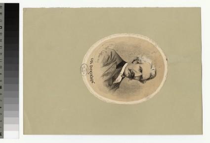 Portrait of Col Dickinson