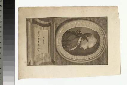 Portrait of Capt Donnellan