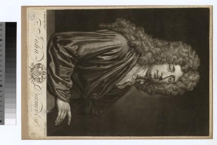 Portrait of John Dormer