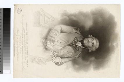 Portrait of Gen Elliott