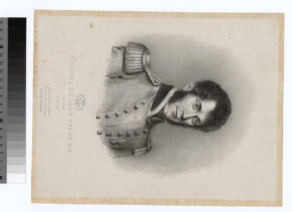 Portrait of Lt Gen de Lacy Evans