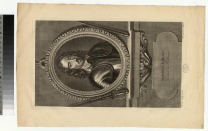 Portrait of General Thomas Fairfax