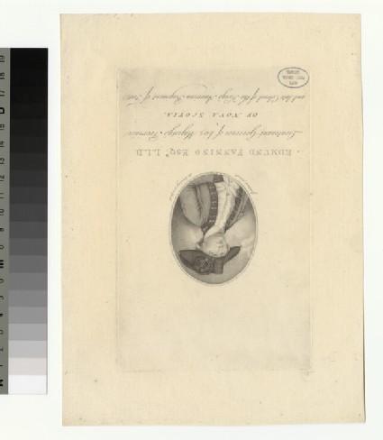 Portrait of Edmund Fanning