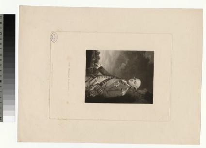 Portrait of Sir W. Fawcett