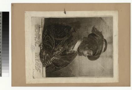 So-called portrait of Thomas Fairfax