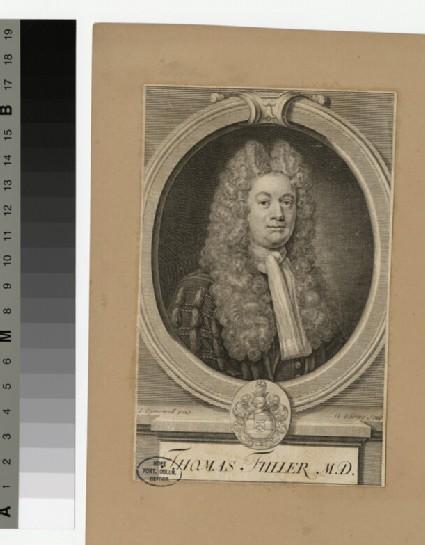 Portrait of T. Fuller