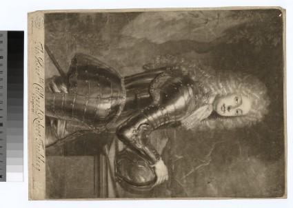 Portrait of Col.R. Fielding