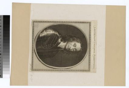 Portrait of C. Fleetwood