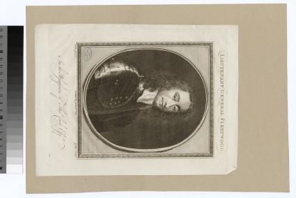 Portrait of Lt Gen Fleetwood
