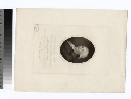 Portrait of W. Franklin