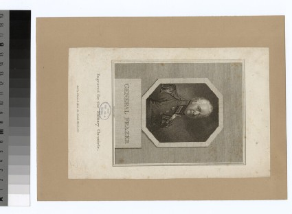 Portrait of Gen Frazer
