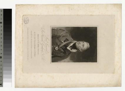 Portrait of Sir T. Graham