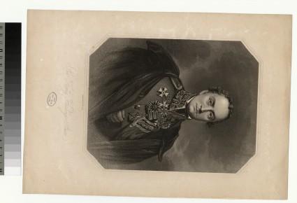 Portrait of Sir H. Hardinge