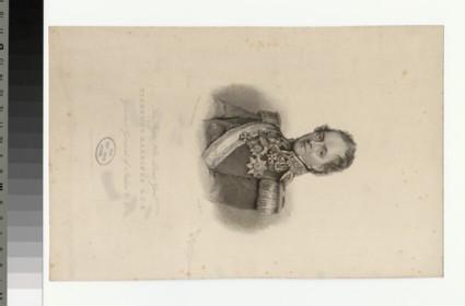 Portrait of Visc Hardinge