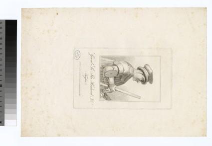 Portrait of Sir J. Hawkwood