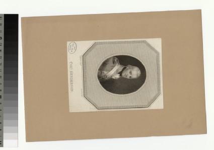 Portrait of Col Henderson
