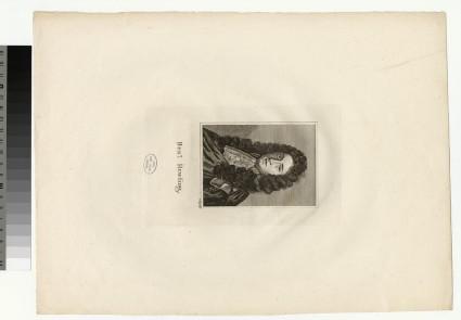Portrait of B. Hewling