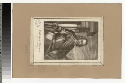 Portrait of J. Hewson