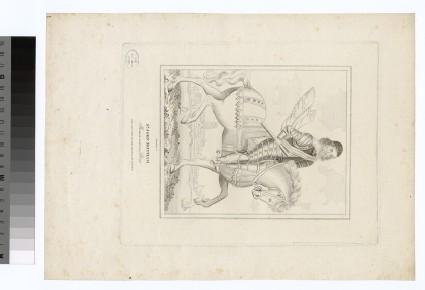 Portrait of Sir J. Hotham