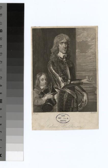 Portrait of Col Hutchinson