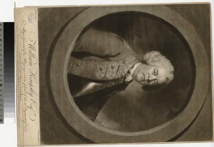 Portrait of Maj.Gen.W. Kingsley