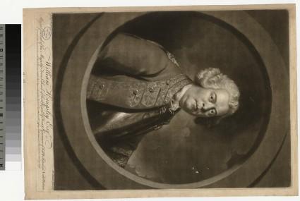 Portrait of W. Kingsley
