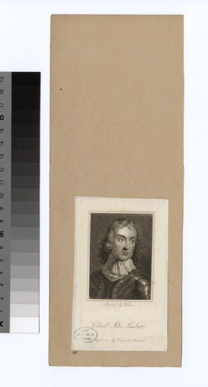 Portrait of Col.J. Lambert