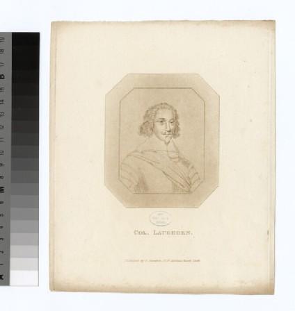 Portrait of Col Langhorn