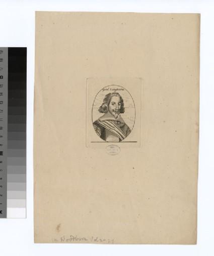 Portrait of Gen Langhorne