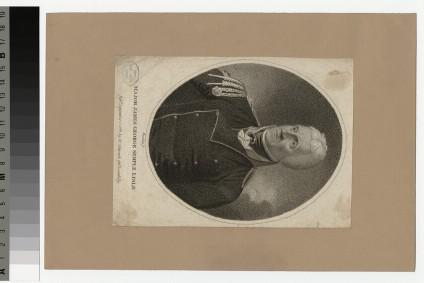 Portrait of Maj.J. G. S. Lisle