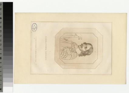 Portrait of A. Lesley