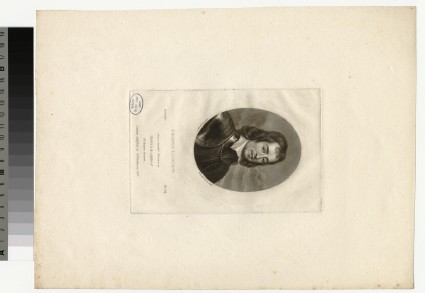 Portrait of Col Lilburne