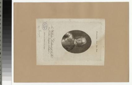 Portrait of W. Lockhart