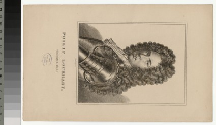 Portrait of P. Lockhart