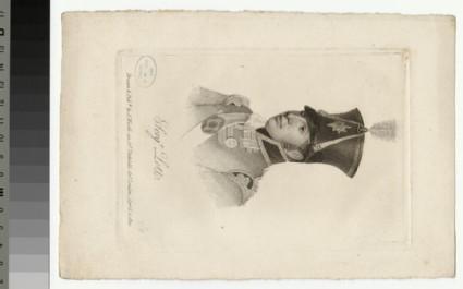 Portrait of Sgt Lott