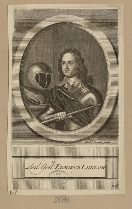 Portrait of E. Ludlow