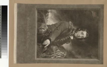 Portrait of Gen MacGregor