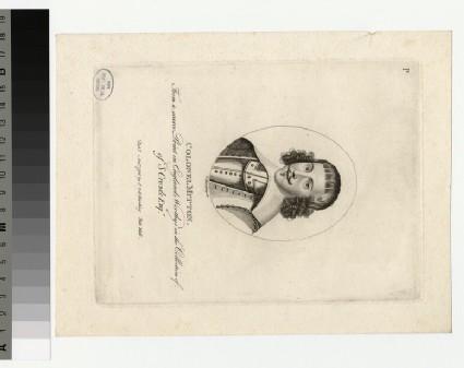 Portrait of Col Mitton