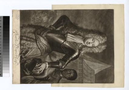 Portrait of Charles Napier