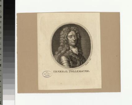 Portrait of Gen Tollemache
