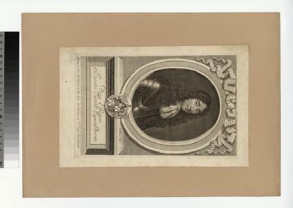 Portrait of Sir J. Turner