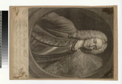 Portrait of Lt.Gen.G. Wade