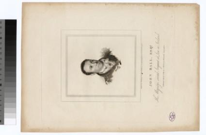 Portrait of J. Ball